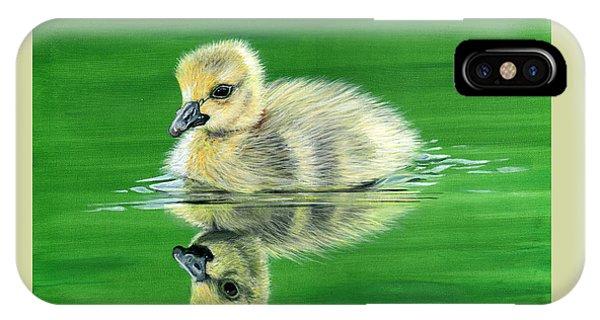 Duckling IPhone Case