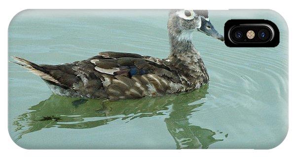 Duckling Phone Case by Teresa Blanton