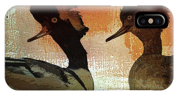 Duckology IPhone Case