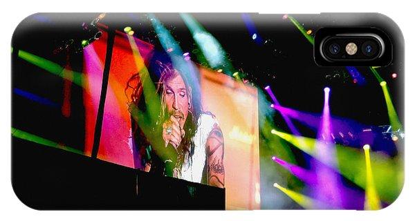 Sweet Emotion. Aerosmith Live IPhone Case