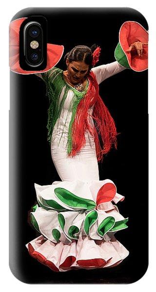 Duende Flamenco IPhone Case