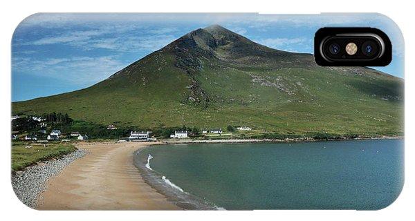 Dugort Beach Achill IPhone Case
