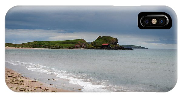 Dunaverty Bay IPhone Case