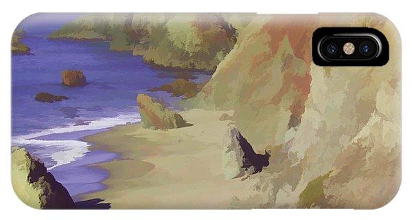 Above Bodega IPhone Case