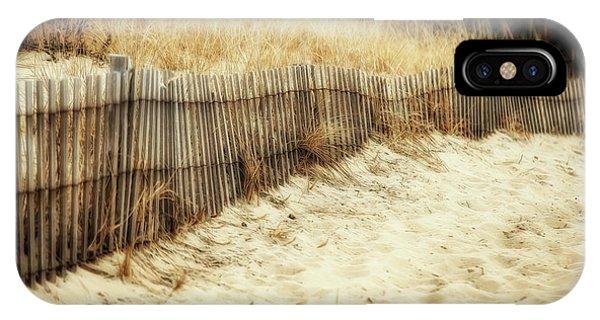 Dune Fence IPhone Case