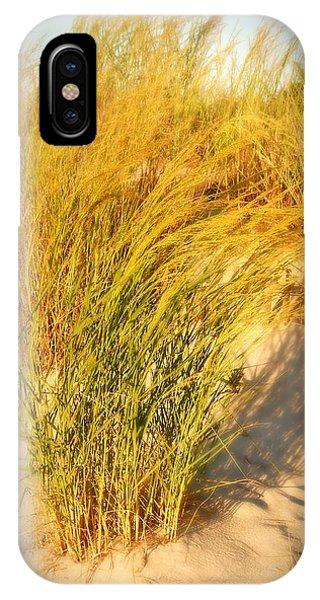 Dune Grass II  - Jersey Shore IPhone Case