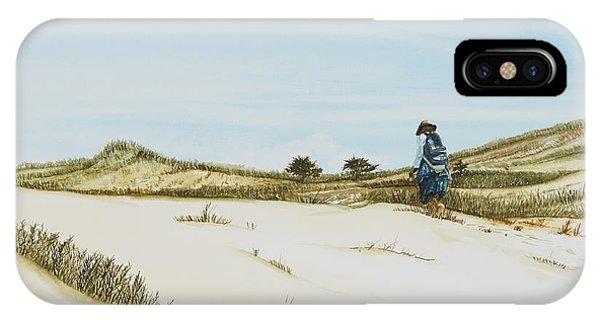 Dune Walker Province Lands IPhone Case