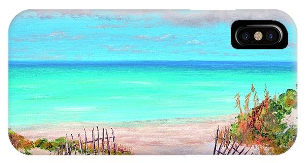 Dunes Beach 2 IPhone Case