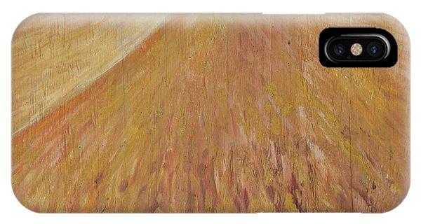 Barren iPhone Case - Dunes by Tom Dauria
