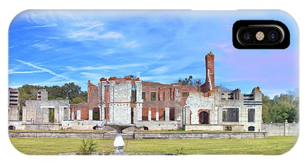 Dungeness Ruins IPhone Case