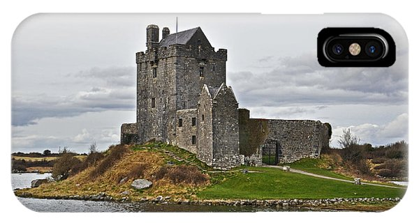 Dunguaire Castle IPhone Case