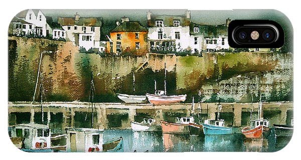 Dunmore East, Waterford IPhone Case
