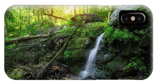 Dunnfield Creek Sunrise  IPhone Case