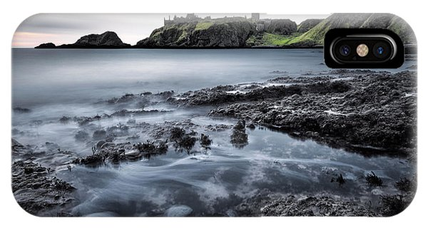 Imposing iPhone Case - Dunnottar Dawn by Dave Bowman