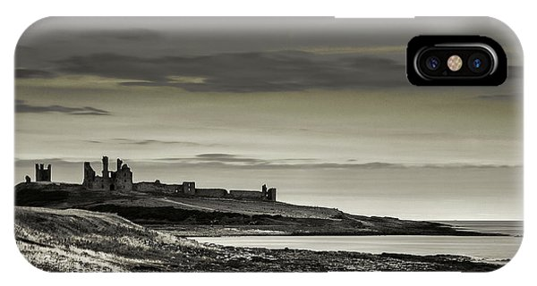 Dunstanburgh IPhone Case
