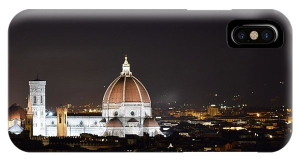 Duomo Illuminated IPhone Case