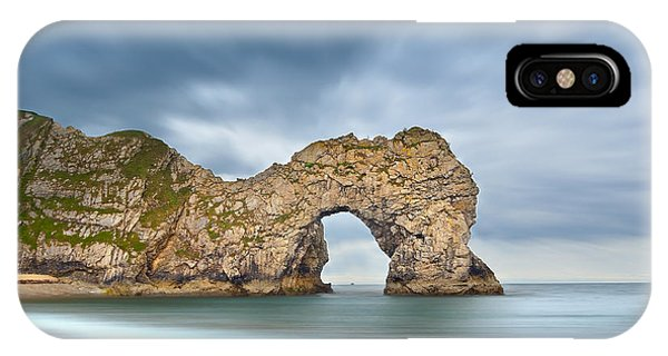 Durdle Door 1 IPhone Case