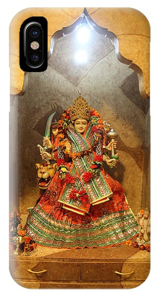 Durga, Ane Publishing, Delhi IPhone Case
