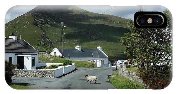 Durgort Achill IPhone Case