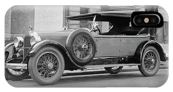 Dusenberg Car Circa 1923 IPhone Case
