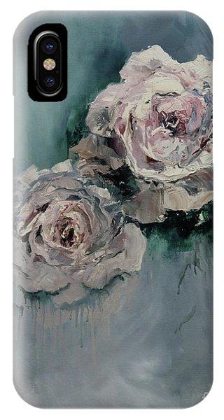 Dusky Roses IPhone Case