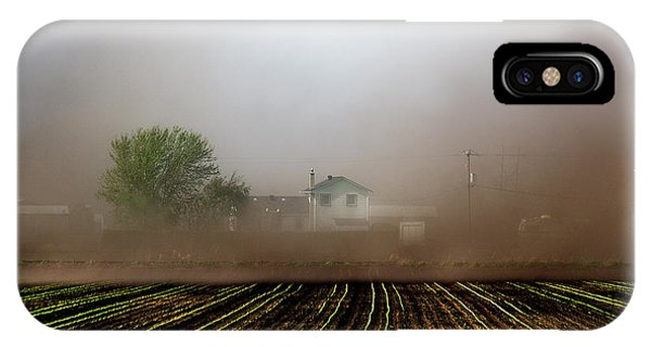 Dust Storm IPhone Case