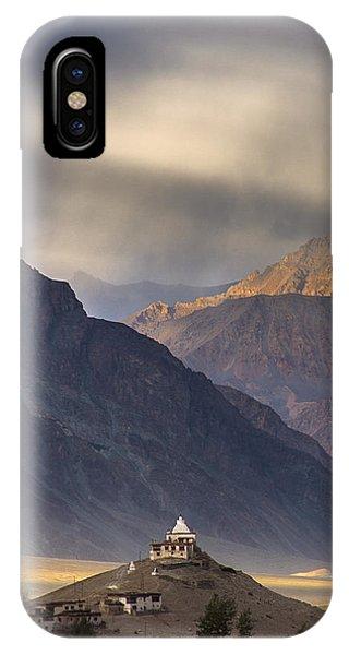 Dusty Evening, Padum, 2006 IPhone Case
