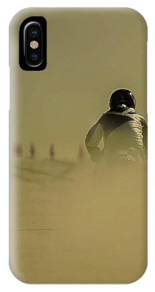Dusty Exit IPhone Case