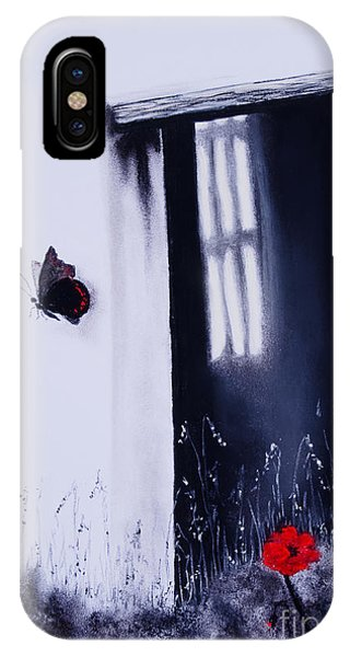 Dying Is Easy IPhone Case