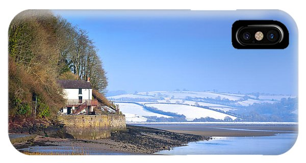 Dylan Thomas Boathouse 3 IPhone Case
