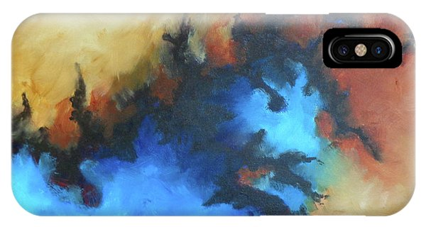 Dynasty Expressionist Painting IPhone Case