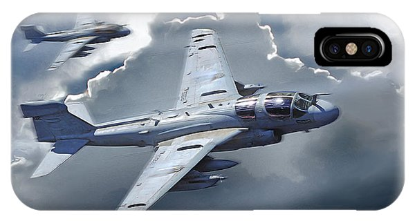 Ea-6b Prowler IPhone Case