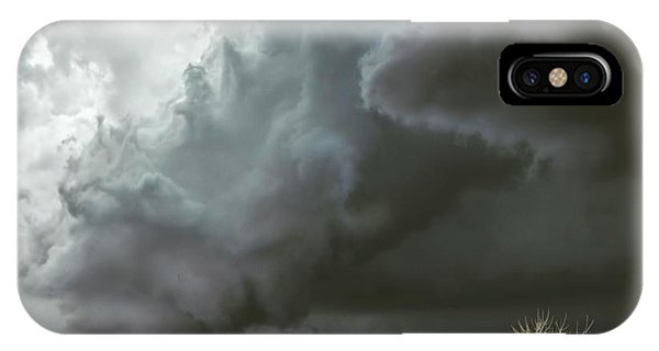 Storm iPhone Case - Eads by Lena Sandoval-Stockley