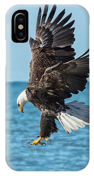 Eagle Dive IPhone Case