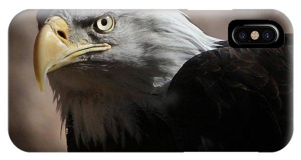Eagle Eyed IPhone Case
