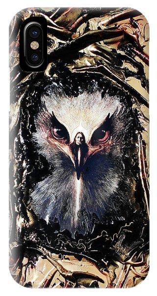 Eagle Healer IPhone Case