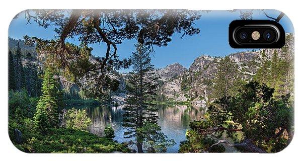 Eagle Lake - 2 IPhone Case