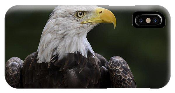 Eagle Profile 2 IPhone Case