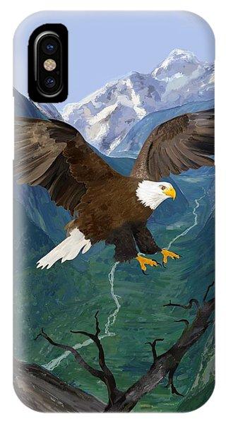 Eagle IPhone Case