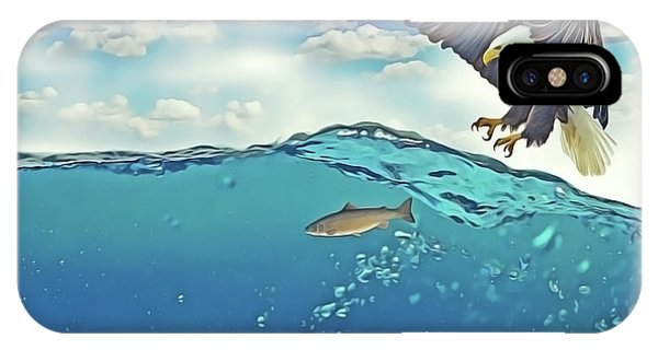 Eaglenfish IPhone Case