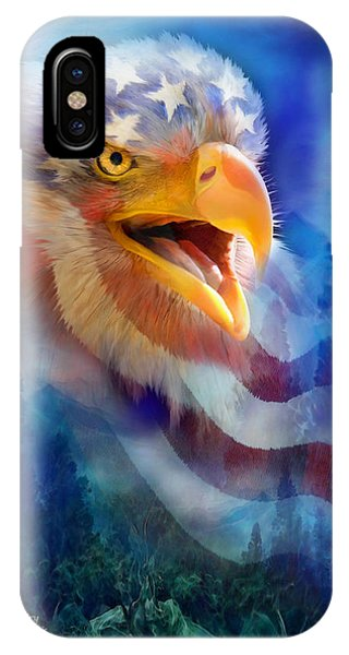 Eagle's Cry IPhone Case