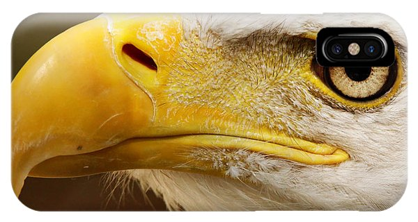 Eagles Eyes IPhone Case