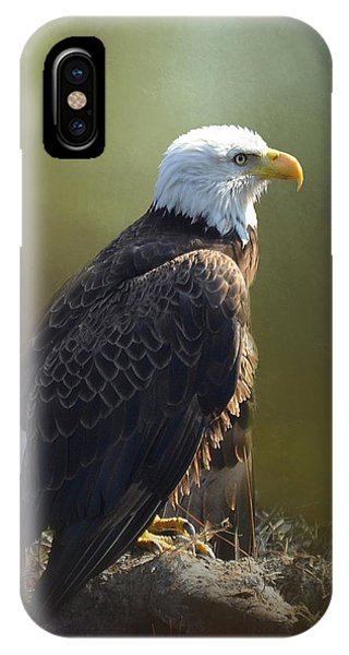 Eagles Rest Ministries IPhone Case