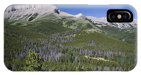 Ear Mountain, Montana IPhone Case