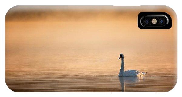 Sunrise iPhone Case - Early Bird 2015 by Bill Wakeley