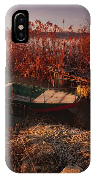 Early In The Morning IPhone Case