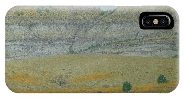 Early May On The Western Edge IPhone Case