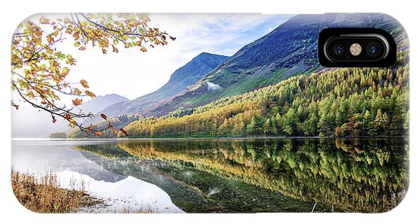 Early Morning Buttermere IPhone Case