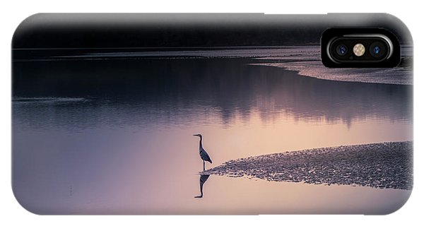 Early Morning Greeter IPhone Case