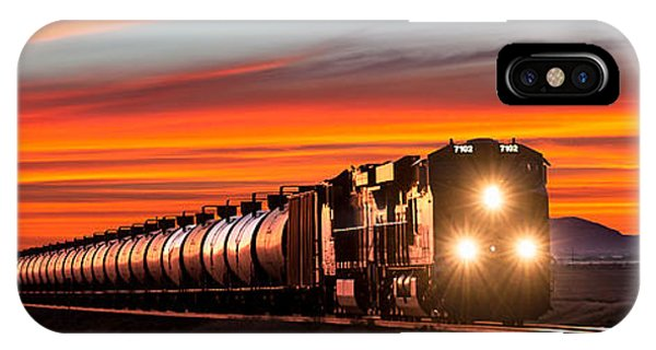Transportation iPhone Case - Early Morning Haul by Todd Klassy